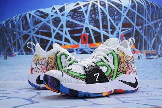finest selection b0fef 6b763 Paul George Nike PG 2. 5 Multi-Color Men's Basketball Shoes ...