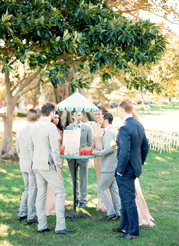Watsons Bay Boutique Hotel beach wedding inspiration - seaside chic - Love Note Photography for Style Me Pretty by Watsons Bay Boutique Hotel