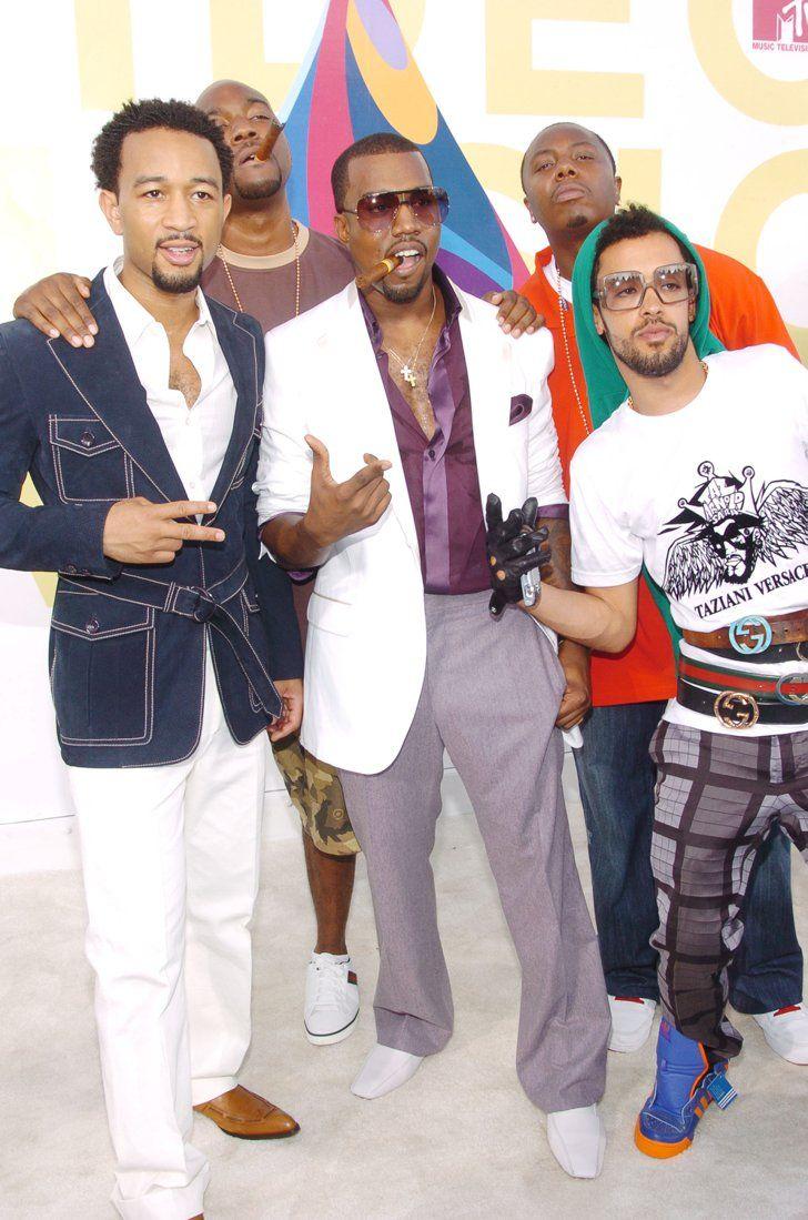 Pin for Later: Voilà Ce à Quoi Ressemblaient les MTV VMAs Il y a 10 Ans Kanye West Avait Invité John Legend à Venir Avec Lui