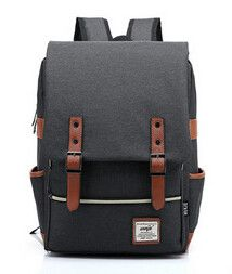 Fashion Women Bag Canvas Backpack Men Oxford Travel Bags Retro Backpacks Teenager School Bag Women - TMACHE