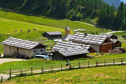 Vals / Valles, Südtirol / Alto Adige #südtirol #altoadige