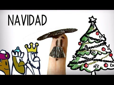 Christmas in Spain, traditions and culture. Learn spanish. - YouTube