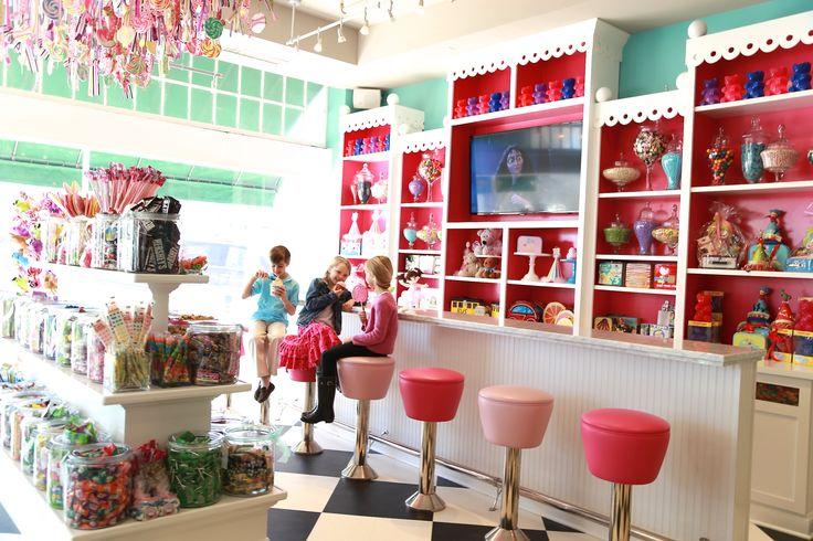 Image result for retro lollipop wallpaper for candy shop