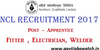 www.nclcil,in - NCL Recruitment 2017 Apply Online Application Form for 432 Apprentices Posts @www.nclcil.in, 432 Apprentices posts vacancies 2017,