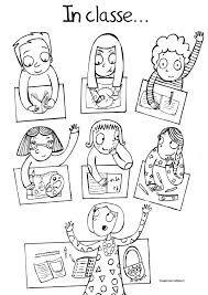 Risultati immagini per regole di comportamento in classe disegni