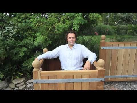 Orange Tree Planters - YouTube<--- these are great planters if you just starting out on fruit trees and they can be easily made at home