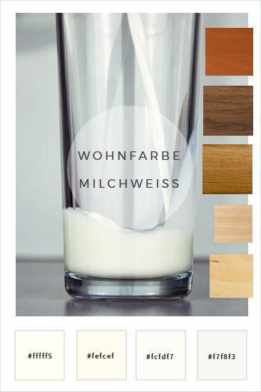 Farbkonzepte Wnde In Milchweiss
