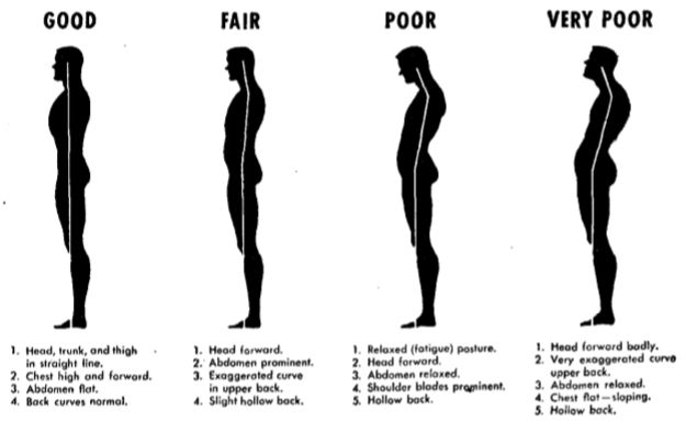 Improve Your Posture with These Exercises, via The Art of Manliness.
