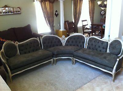 Victorian Sectional. Lounge SofaVictorian Decor