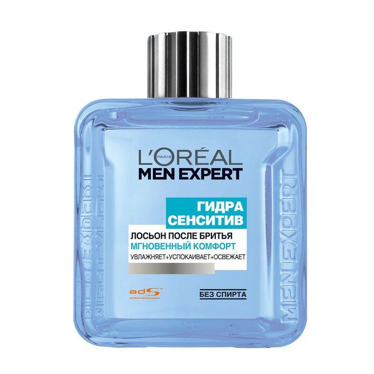 L'oreal Paris Men Expert  Təraşdan sonra losyon «Dərhal komfort» 100 ml #menExpert#loreal