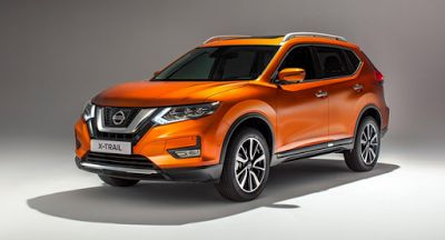 2019 Nissan X-Trail Design Style