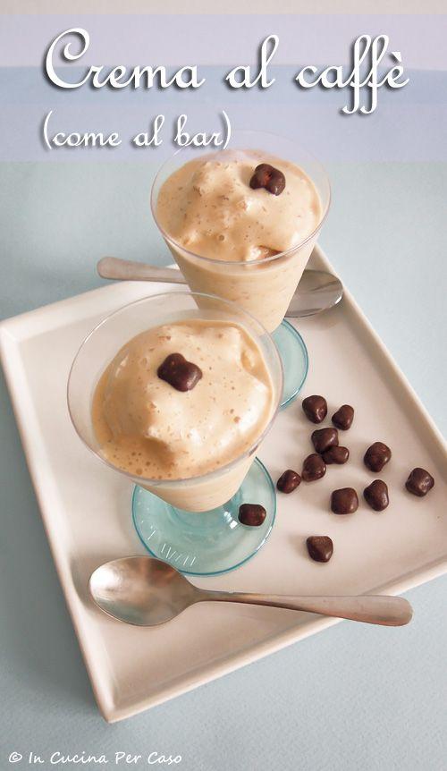 crema caffè fredda come al bar ^_^