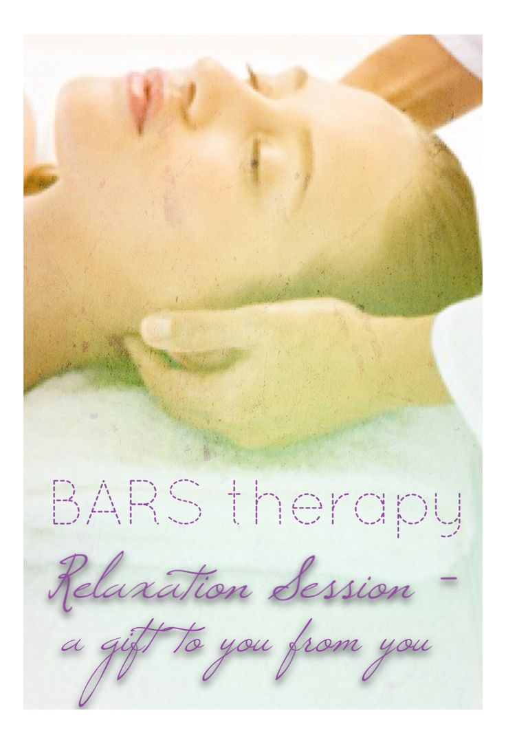 Ultimate relaxation experience. #barstherapy.  Rewrite your story. #yourbestlifewellness #trysomethingnew #energytherapy