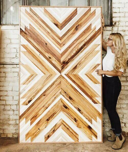 48 Newest Wood Wall Art Ideas For Home