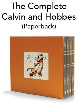 The Complete Calvin and Hobbes by Bill Watterson - Paperback