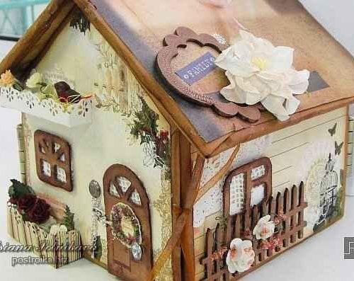 Декор своими руками для дома: фото отчет   Шитье   Постила