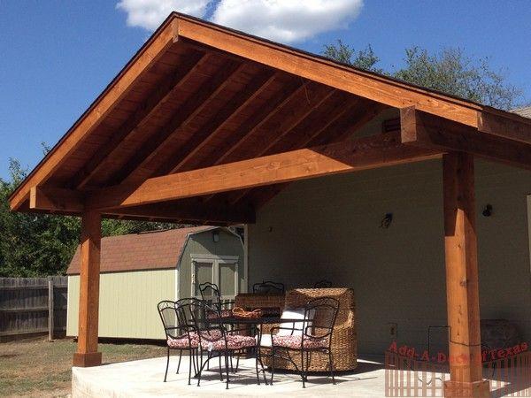 35 best images about porch ideas on pinterest porch for Gable patio designs