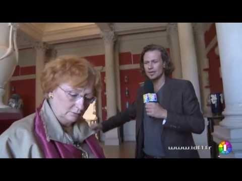 Visite du Musée de Céramique de Sèvres (suite et fin) - YouTube