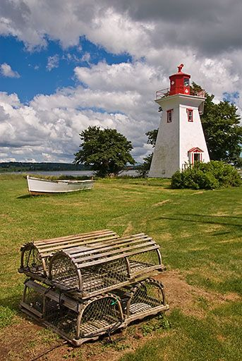 Prince Edward Island, Victoria-by-the-Sea