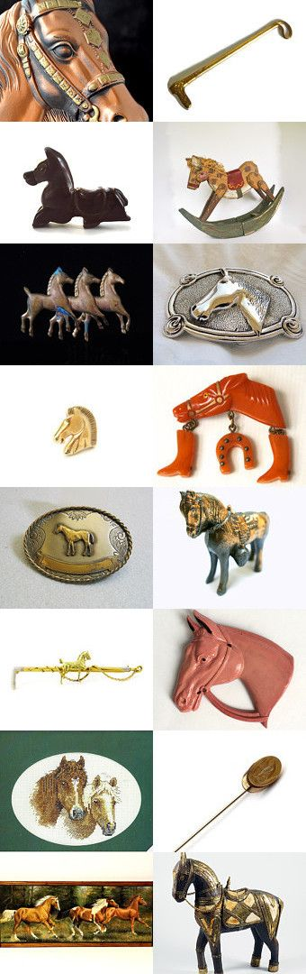 Take a Ride with Vintage Vogue by Betty J. Powell on Etsy--Pinned+with+TreasuryPin.com