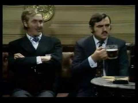 ▶ Monty Python Nudge Nudge Wink Wink - YouTube