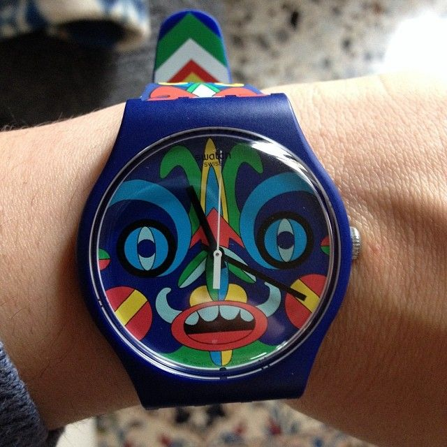 #Swatch: Bags Shoes Accessories, Multicolored Design, Jewelry Accessories, Swatch Watches, Montres Multicolores, Design Watches, Montres Swatch, Swatch Multicolored, Bags Accessories