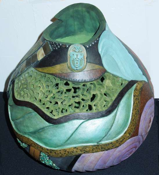 Gourd art by Marilu SavageGourds Geous, Gorgeous Gourds, Beautiful Gourds, Art Gourds, Arizona Gourds, Carvings Gourds, Gourds Gourds, Gourds Crafts, Gourds Art