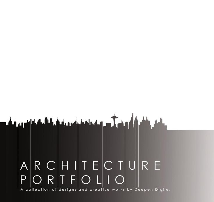 Top  Best Architecture Portfolio Pdf Ideas On