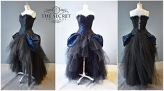 corset-gothic prom dress-edgy-alternative-gothic-steampunk-prom-cosplay prom-masquerade-the secret boutique-denver-high end-couture-sci-fi