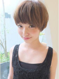 コクーン Cocoonやっぱり気になるショートヘア☆