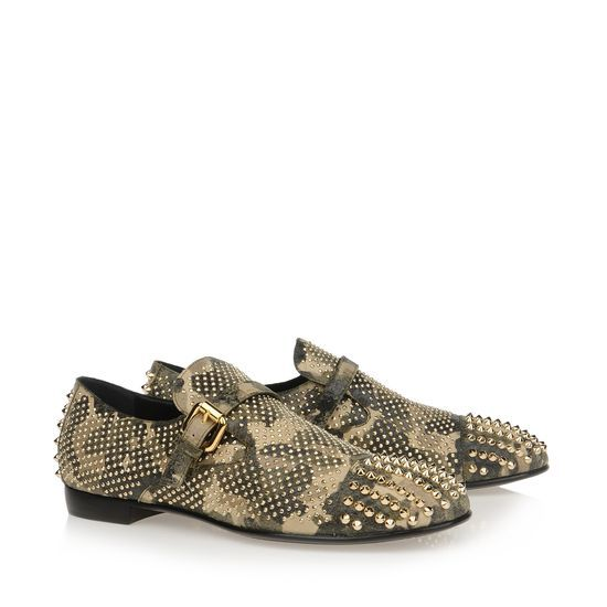 Moccasins - Shoes Giuseppe Zanotti Design Men on Giuseppe Zanotti Design Online Store @@Melissa Nation@@ - Spring-Summer collection for men and women. Worldwide delivery.| EU4067 004