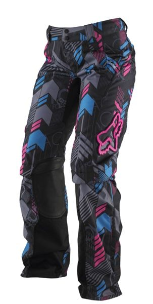 Fox Racing Womens Switch Geo Pants