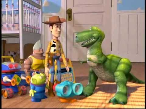 Paleontological Debate (Toy Story): use for habit 5 - seek first to understand. This video is a good example of poor listening.