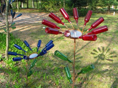 100 ideas to try about bottle trees gardens trees and for Art jardin creation