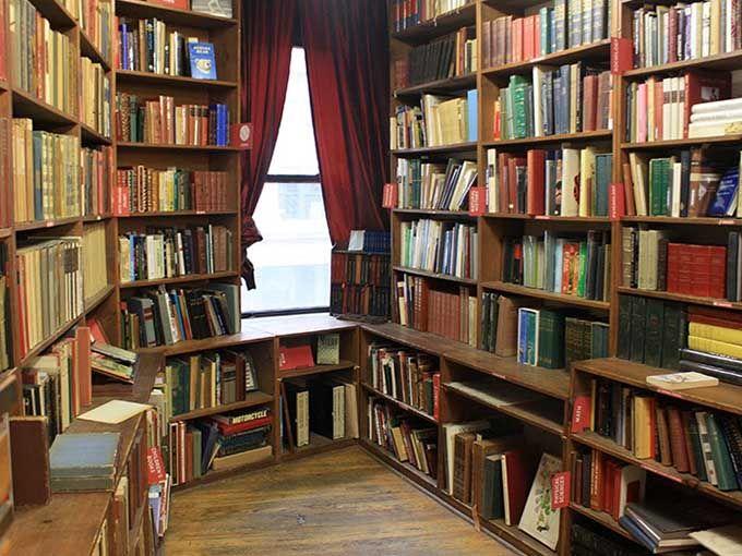 The strand books nueva york quiz s no sea la m s - Libreria bardon madrid ...