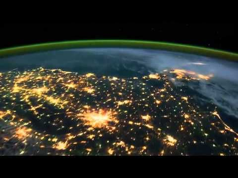 International Space Station from August to October, 2011 [images shot at an altitude of 220 miles]