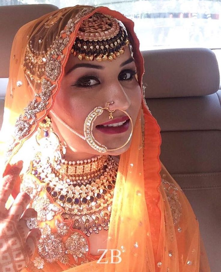 17 Best Ideas About Desi Bridal Makeup On Pinterest