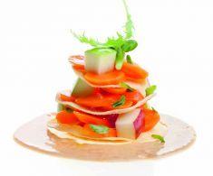 Cialde croccanti di legumi con carote saltate - Tutte le ricette dalla A alla Z - Cucina Naturale - Ricette, Menu, Diete