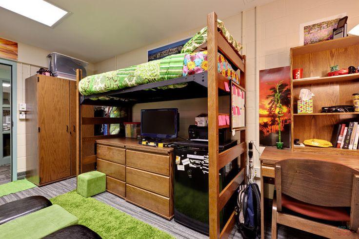 College Dorm Room Ideas For Guys Decor