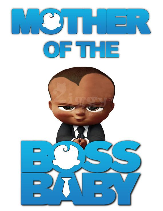 1cd2d098c Brother of the Boss baby,The Boss Baby African-American Digital File ...