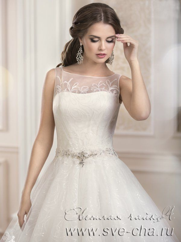 Чайка свадебные платья
