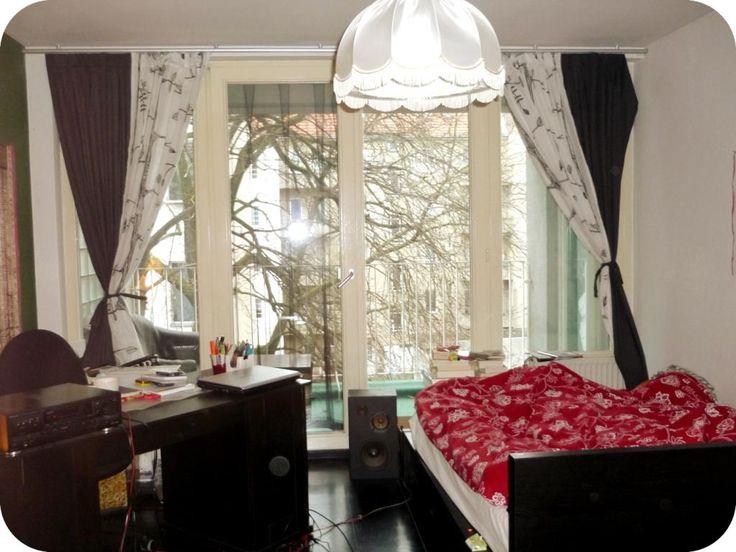 Mietbewohner für 19qm Zimmer im Körnerkiez gesucht - WG Zimmer Berlin möbliert Berlin-Neukölln