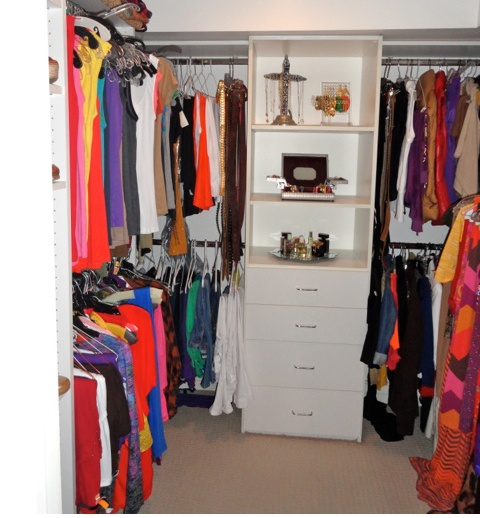 Wonderful How To Organize Your Cluttered Closet! | ModernMom.com Nice Design