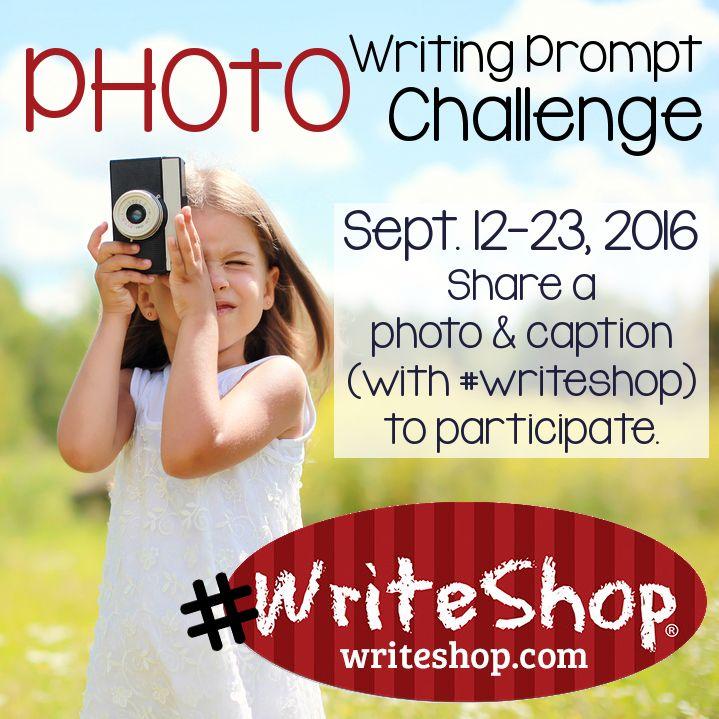 Photo Writing Prompt Challenge