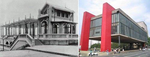 Série Avenida Paulista: Belvedere ao MASP – exposição fotográfica virtual.