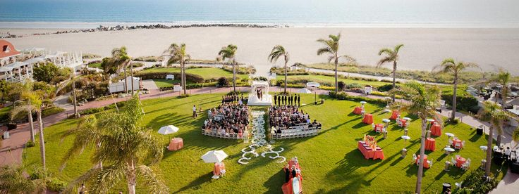 When looking for the best setting for your Coronado wedding or special celebration, Hotel del Coronado is the perfect location for your unforgettable event.