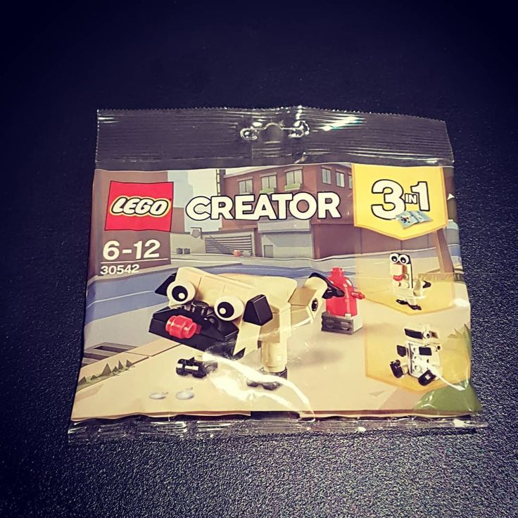 Little freebie 8 got from the lego store recently the