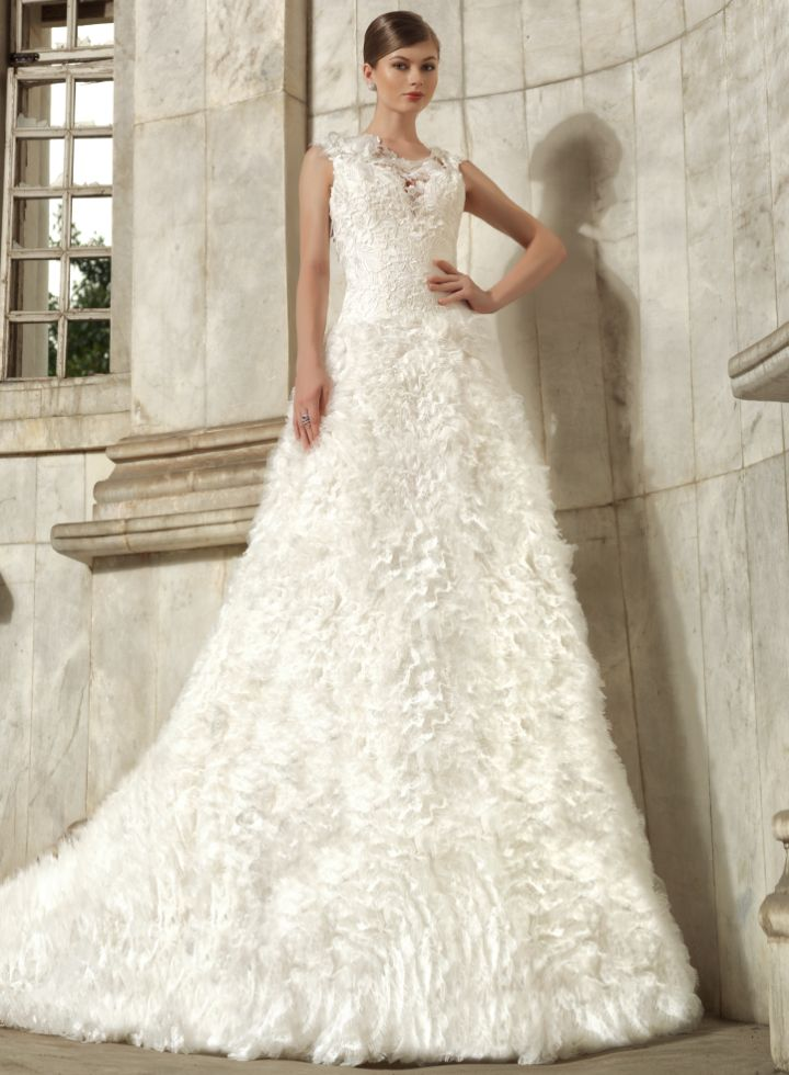 Gorgeous Intuzuri Wedding Dresses - MODwedding