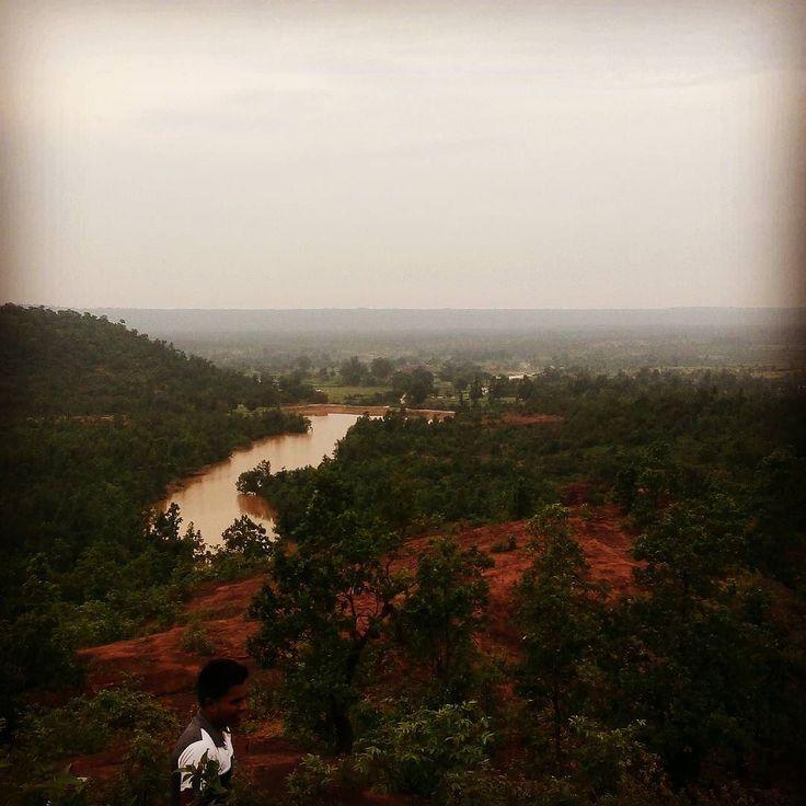 Mount tubed #incredibleindia by latehar_tourism