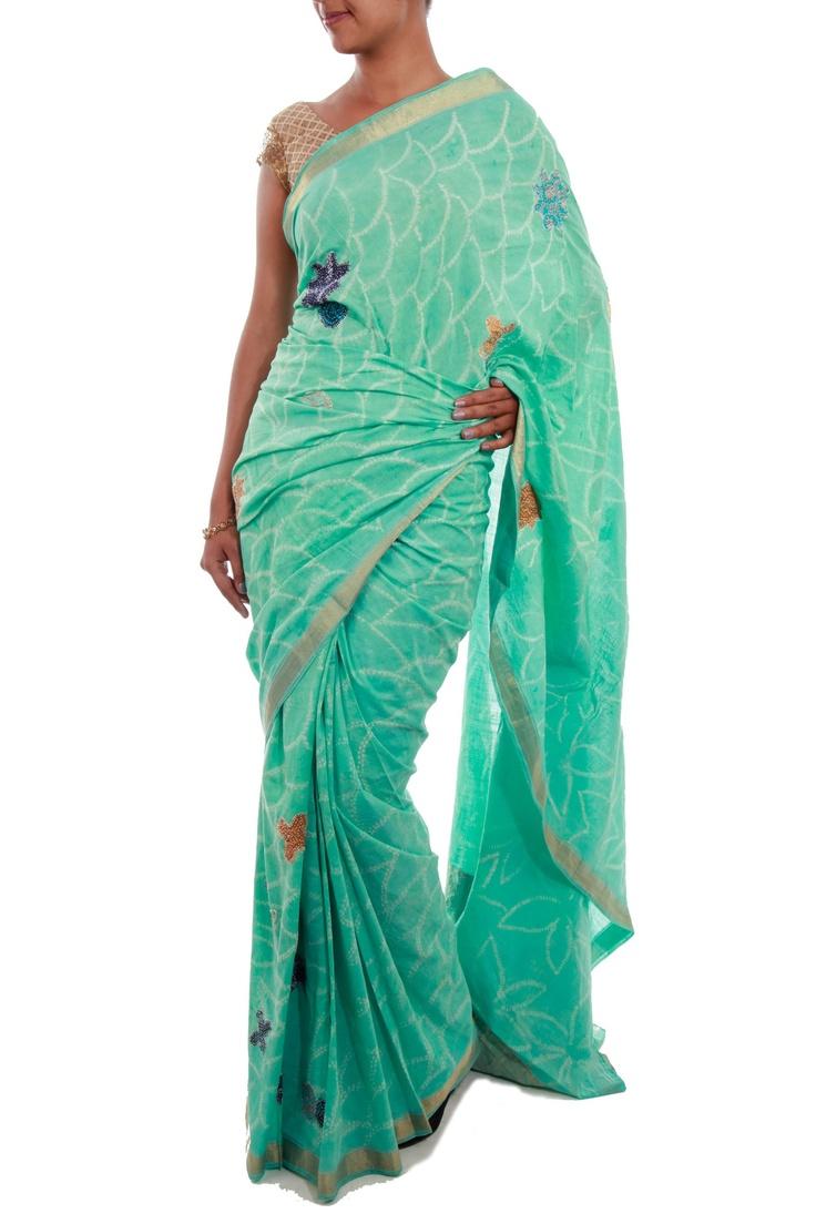 Venkatgiri Cotton Saree by Julie Kagti